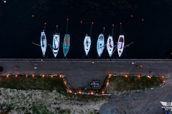 Neeme sadam Muinastulede ööl