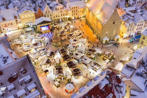Tallinna Raekoja plats 2018